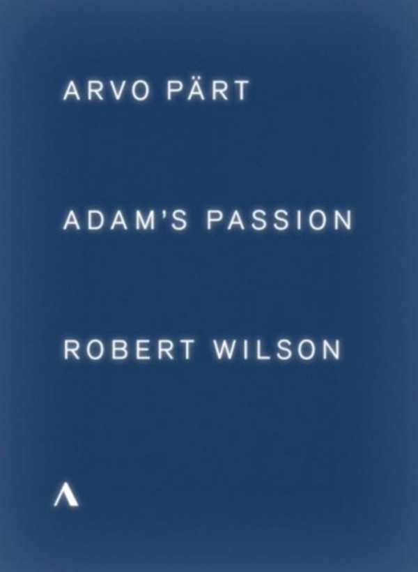 Part - Adam's Passion (DVD) | Accentus ACC20333