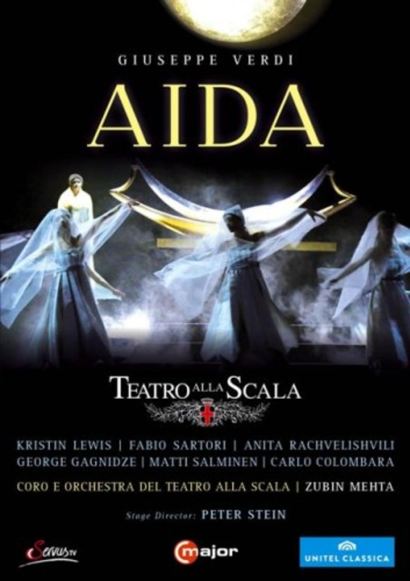 Verdi - Aida (DVD) | C Major Entertainment 732208