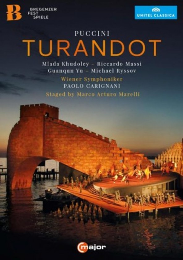 Puccini - Turandot (DVD) | C Major Entertainment 731408