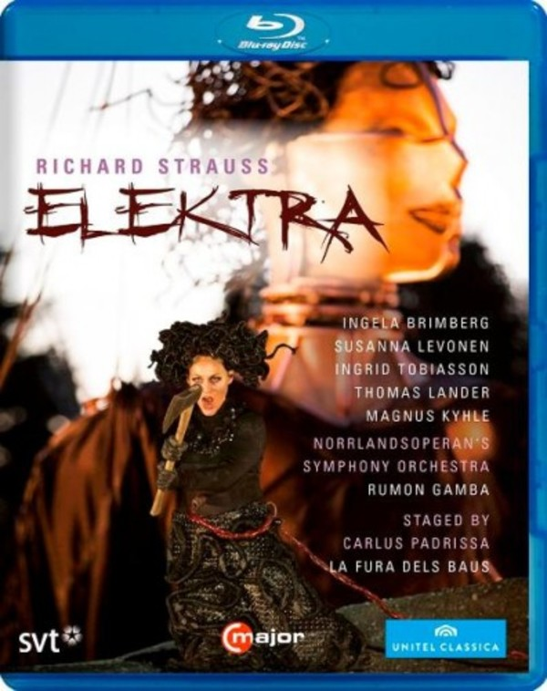 R Strauss - Elektra (Blu-ray) | C Major Entertainment 731904