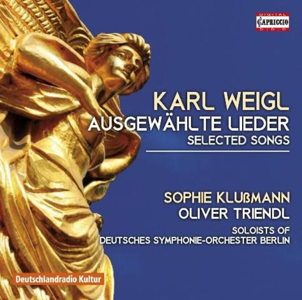 Karl Weigl - Selected Songs | Capriccio C5259