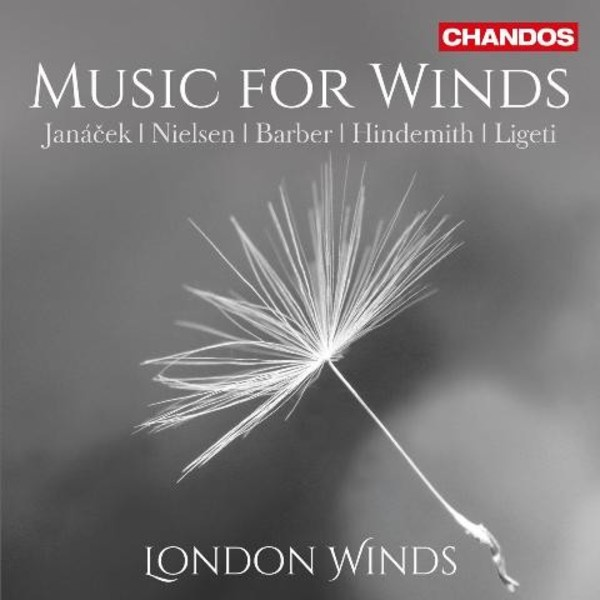 Music for Winds | Chandos CHAN10876