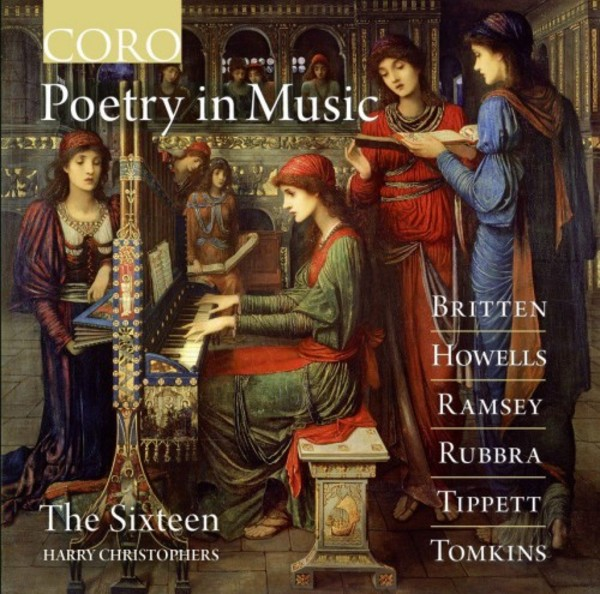 Poetry in Music | Coro COR16134