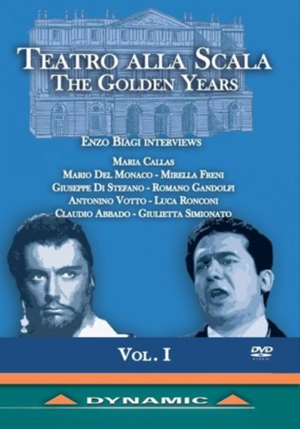 Teatro alla Scala: The Golden Years Vol.1 | Dynamic 37728