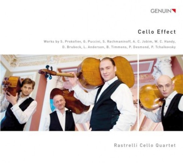 Cello Effect | Genuin GEN15364