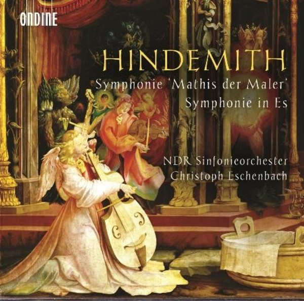 Hindemith - Mathis der Maler, Symphony in E flat major | Ondine ODE12752