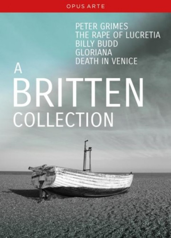 A Britten Collection (DVD Box Set) | Opus Arte OA1198BD
