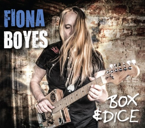 Fiona Boyes: Box and Dice  | Reference Recordings FR717