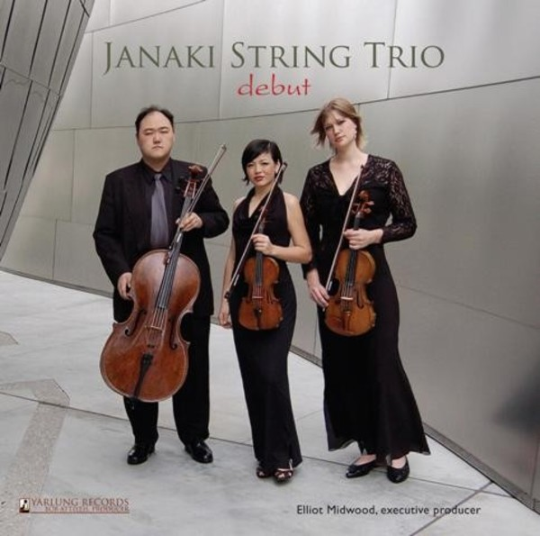 Janaki String Trio: Debut (LP) | Yarlung Records YAR53964376V