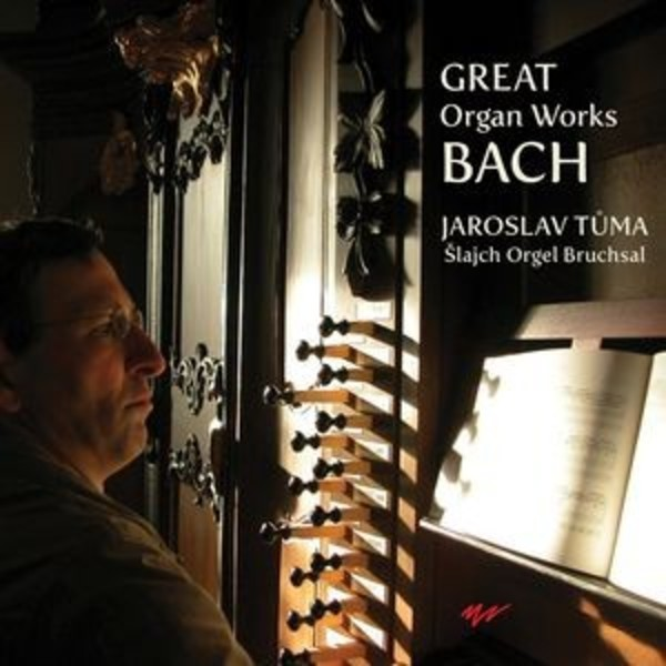 Great Bach Organ Works | Arta F0205