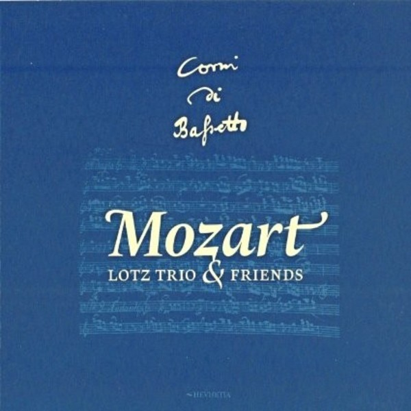 Lotz Trio & Friends play Mozart | Hevhetia HV00962331