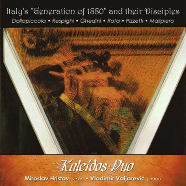 Italy's Generation of 1880 and their Disciples | Romeo Records 7304