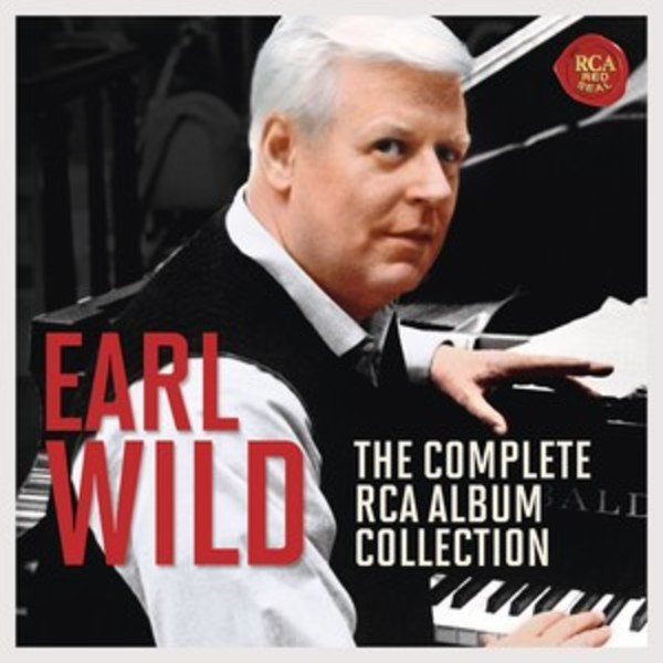 Earl Wild: The Complete RCA Album Collection | Sony 88875030742