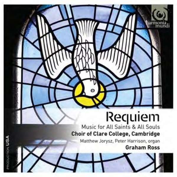 Requiem: Music for All Souls & All Saints | Harmonia Mundi HMU907617