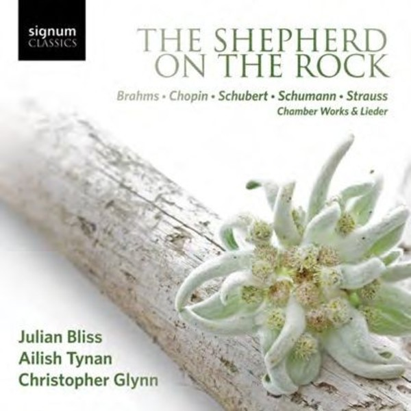 The Shepherd on the Rock: Chamber Works & Lieder | Signum SIGCD429