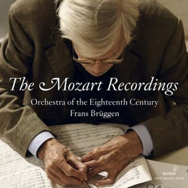 Orchestra of the Eighteenth Century: The Mozart Recordings | Glossa GCD921121