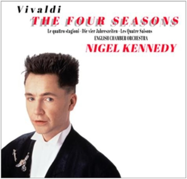 Vivaldi - The Four Seasons (LP) | Warner 2564604590