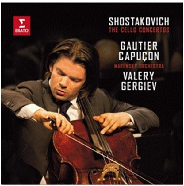 Shostakovich - The Cello Concertos | Erato 2564606973