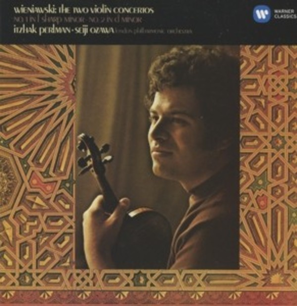 Wieniawski - Two Violin Concertos | Warner 2564613033