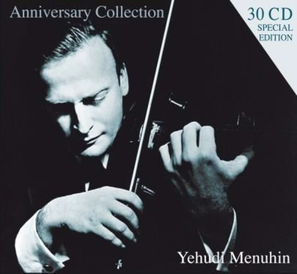 Yehudi Menuhin: Anniversary Collection | Documents 600260