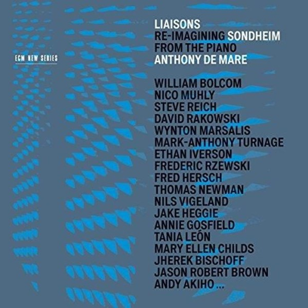 Liaisons: Re-imagining Sondheim from the Piano | ECM New Series 4811780