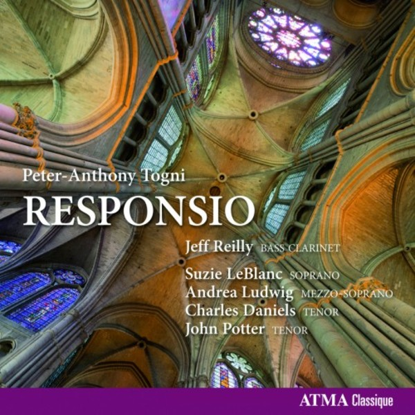 Peter-Anthony Togni - Responsio | Atma Classique ACD22731