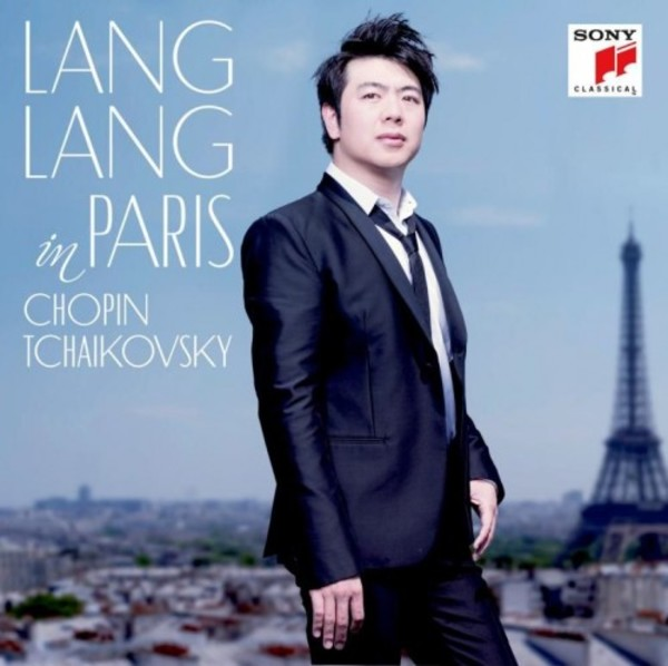 Lang Lang in Paris | Sony 88875117612