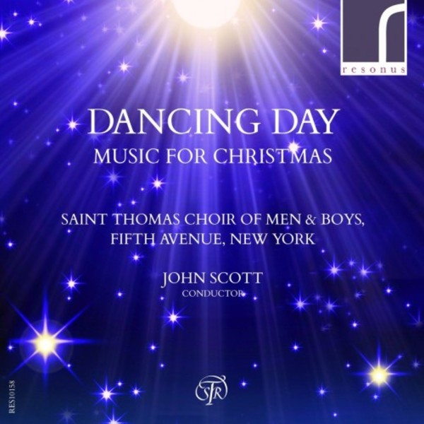 Dancing Day: Music for Christmas | Resonus Classics RES10158