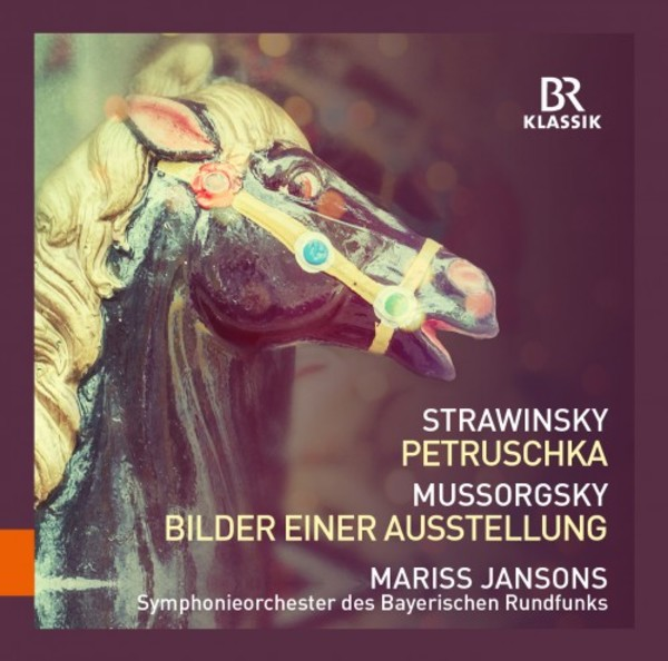 Mariss Jansons conducts Stravinsky and Mussorgsky | BR Klassik 900141