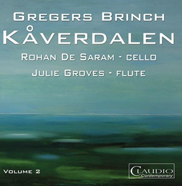 Gregers Brinch - Kaverdalen Vol.2 (CD) | Claudio Records CC59932