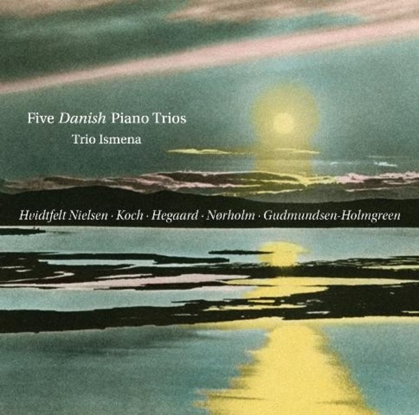 Five Danish Piano Trios | Dacapo 8226583