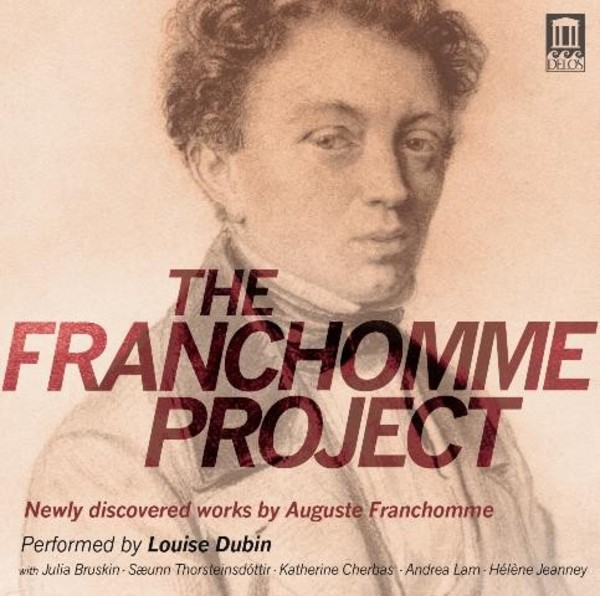 The Franchomme Project | Delos DE3469