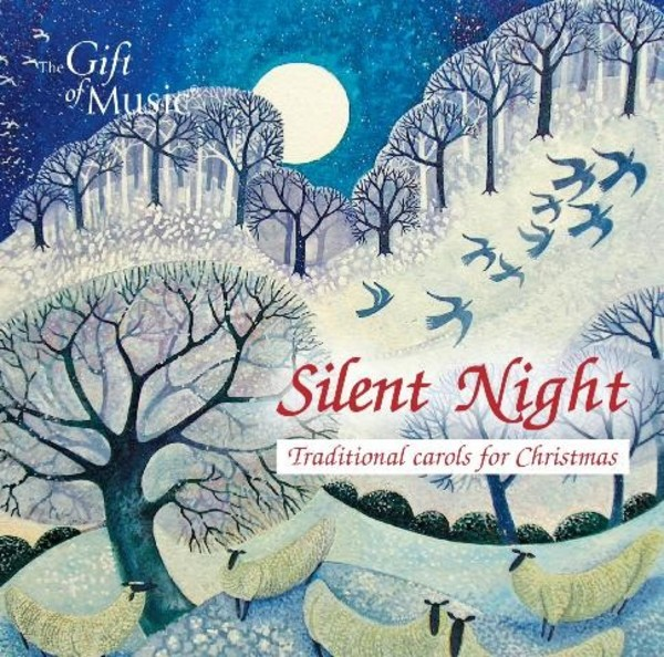 Silent Night: Traditional Carols for Christmas | Gift of Music CCLCDG1284