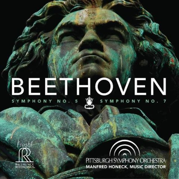 Beethoven - Symphonies Nos 5 & 7 | Reference Recordings FR718