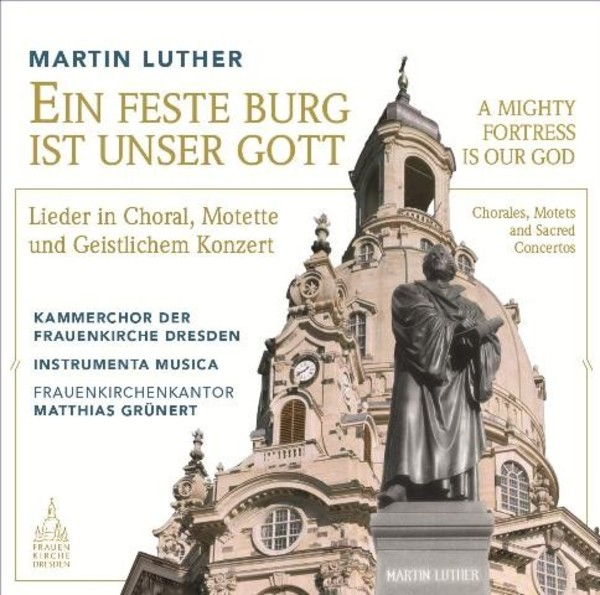 Martin Luther - A Mighty Fortress is our God | Rondeau ROP6074
