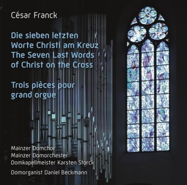 Franck - The Seven Last Words of Christ on the Cross | Rondeau ROP6110
