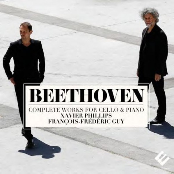 Beethoven - Complete Works for Cello & Piano | Evidence Classics EVCD015