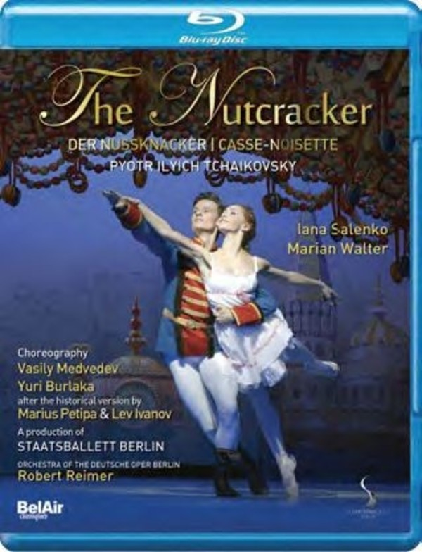 Tchaikovsky - The Nutcracker (Blu-ray) | Bel Air BAC425