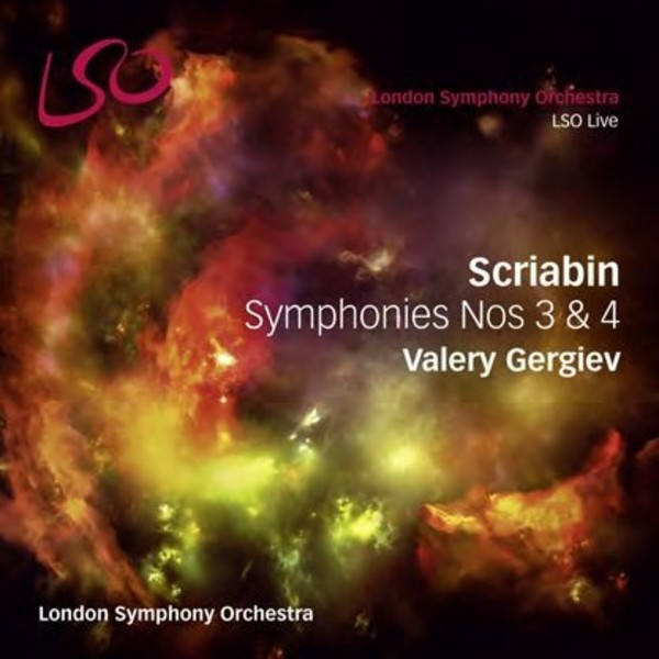 Scriabin - Symphonies Nos 3 & 4 | LSO Live LSO0771
