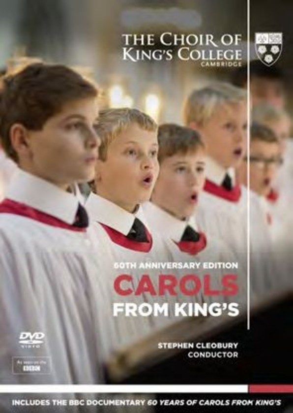 Carols from King's (60th Anniversary Edition) | Kings College Cambridge KGS0013