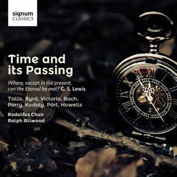 Time and its Passing | Signum SIGCD445