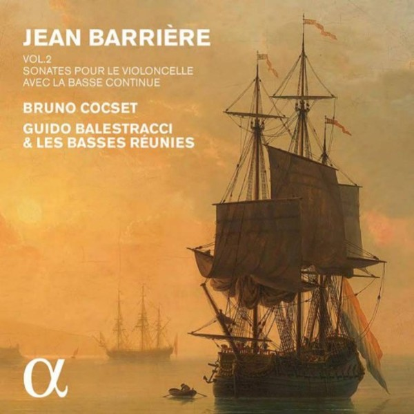 Jean Barriere Vol.2 | Alpha ALPHA220