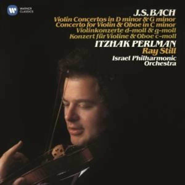 J S Bach - Violin Concertos (after Keyboard Originals) | Warner 2564612994