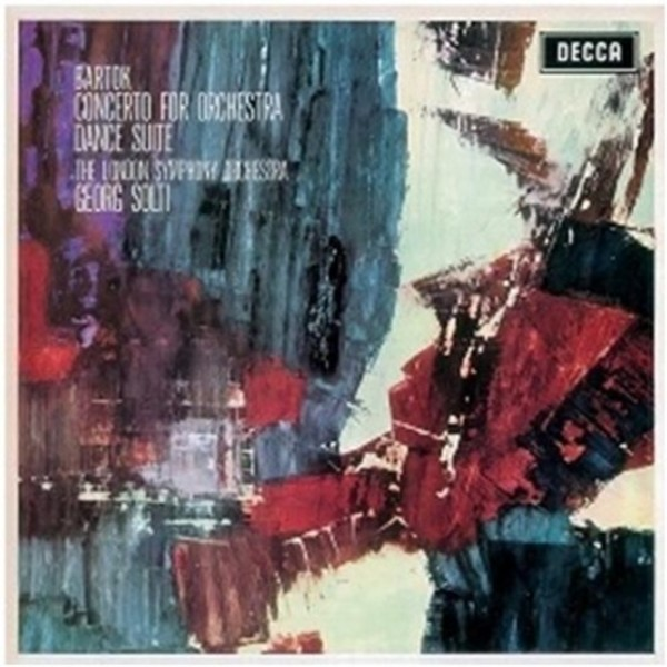 Bartok - Concerto for Orchestra, Dance Suite (LP) | Decca 4788558