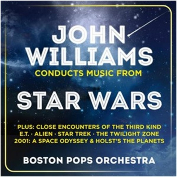 John Williams conducts Music from Star Wars | Decca 4789244