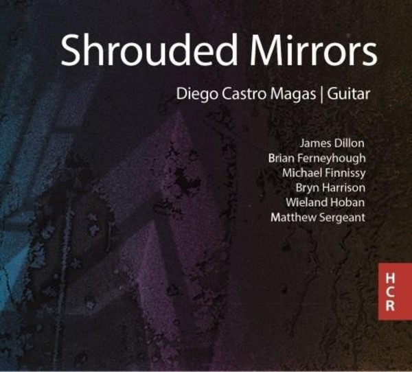 Shrouded Mirrors | NMC Recordings HCR10CD