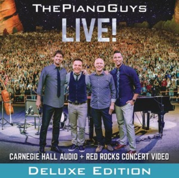 The Piano Guys: Live! | Sony 88875123662