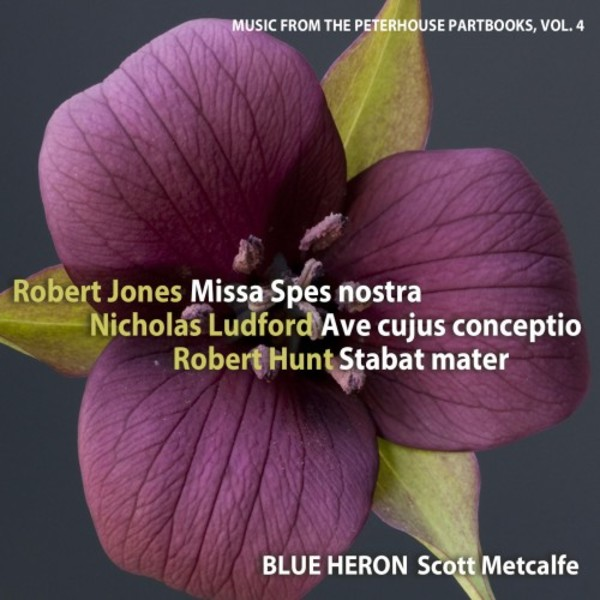Robert Jones - Missa Spes nostra | Blue Heron BHCD1005