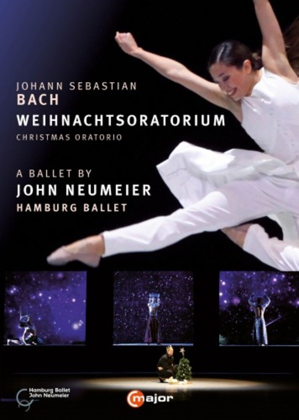 J S Bach - Weihnachtsoratorium: Ballet (DVD) | C Major Entertainment 732708