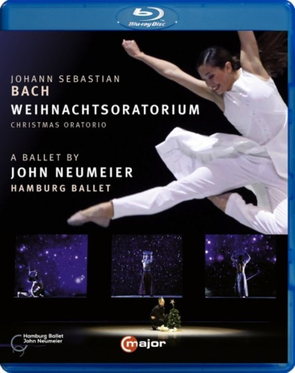 J S Bach - Weihnachtsoratorium: Ballet (Blu-ray) | C Major Entertainment 732804